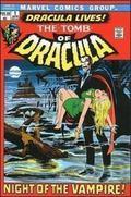 Tomb of Dracula Omnibus, Vol. 1