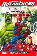 Marvel Adventures: Super Heroes, Volume 1