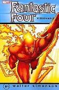 Fantastic Four Visionaries - Walter Simonson, Vol. 3