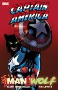 Captain America : Man and Wolf