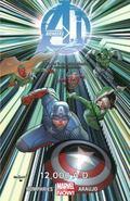 Avengers A. I. Volume 2 : 12,000 A. D.