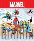 Marvel Famous Firsts : 75th Anniversary Masterworks Slipcase Set