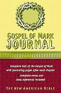Gospel of Mark Journal The New American Bible