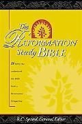 The Reformation Study Bible: New King James Version (NKJV)