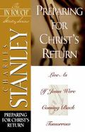 Preparing for Christ's Return