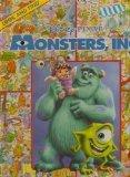 Monsters, Inc.: Look and Find - Staff of Disney Pixar - Hardcover - Special Value
