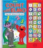 Count with Elmo: Wipe-Off Talking Counting Book (Play-A-Sound Series)