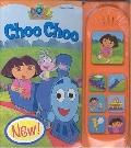 Dora the Explorer Play-a-Sound: Choo Choo - Publications International - Interactive Book