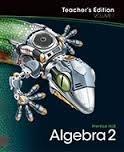 Prentice-Hall Algebra 2 Teacher's Edition (2-Volume Set) (Foundations)