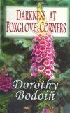 Darkness at Foxglove Corners (Five Star Expressions)
