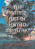 Anime Art of Hayao Miyaza