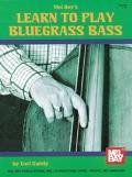 Learn to Play Bluegrass Bass