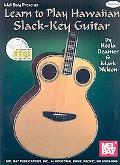 Learn to Play Hawaiian Slack Key Guitar (Bk. & CD)