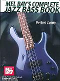 Mel Bay's Complete Jazz Bass Book