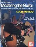 Mastering the Guitar Class Method
