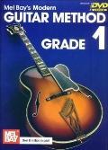 Modern Guitar Method: Grade 1 with Dvd