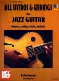 All Intros & Endings for Jazz Guitar Bebop, Swing, Latin, Ballads