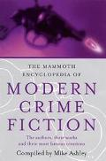 Mammoth Encyclopedia of Modern Crime Fiction
