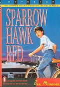 Sparrow Hawk Red