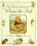The Many Adventures of Winnie the Pooh: A Classic Disney Treasury