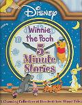 Disney Winnie the Pooh 5-Minute Stories