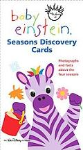 Baby Einstein's Seasons Discovery Cards Photographs and facts about seasons to delight your ...