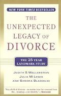 Unexpected Legacy of Divorce A 25 Year Landmark Study