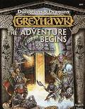 Greyhawk: The Adventure Begins - Roger E. Moore - Paperback
