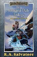 Icewind Dale Trilogy The Crystal Shard, Streams of Silver, the Halfling's Gem