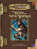 Tome of Battle The Book of Nine Swords