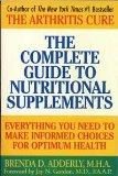 Complete Guide to Nutritional Supplements - Brenda D. Adderly - Paperback