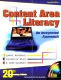 Content Area Literacy: An Integrated Approach