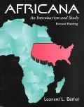 Africana An Introduction and Study