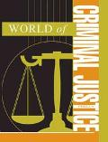 World of Criminal Justice