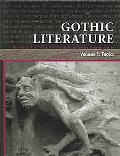 Gothic Literature A Gale Critical Companion