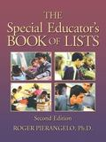 Special Educator's Book of Lists