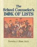 School Counselor's Book of Lists