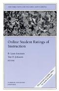 Online Student Ratings of Instruction; Winter 2003 New Directions for Teaching and Learning