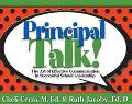 Principal Talk! The Art Of Effective Communication in Successful School Leadership