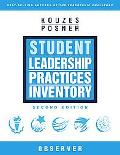 Student Leadership Practices Inventory (Lpi) Observer Instrument, 2 Page Insert