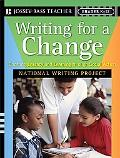 Writing for a Change Boosting Literacy And Learning Through Social Action