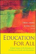 Education For All: Preparing for the Next 30 Years of Special Education