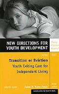 Transition or Eviction Youth Exiting Care for Independent Living, No. 113