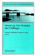 Mentoring New Strategies and Challenges