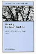Honoring Exemplary Teaching