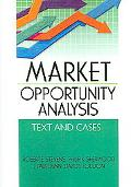 Market Opportunity Analysis Text And Cases