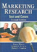 Marketing Research Text And Cases