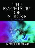 Psychiatry of Stroke