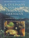 Culinary Voyage through Germany - Hannelore Kohl - Hardcover