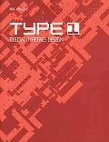 Type 1 Digital Typeface Design